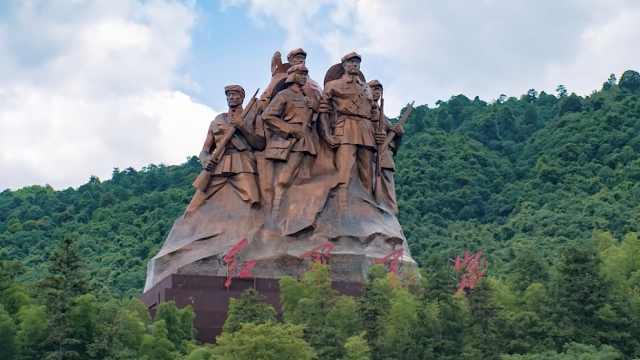 什么地方 让毛泽东专门赋词三次