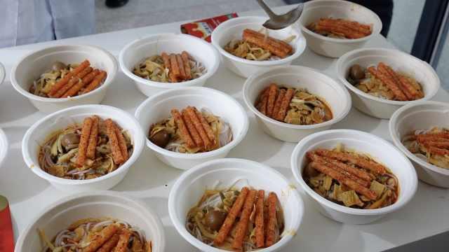网红食品界味儿最浓强强联合:柳州平江将共同研发辣条螺蛳粉