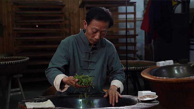 樊生华|他用了47年亲手炒了4万多锅茶