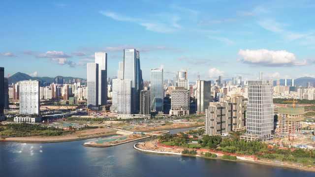 沿着高速看中国 | 探访深圳前海综保区,物流跑出加速度