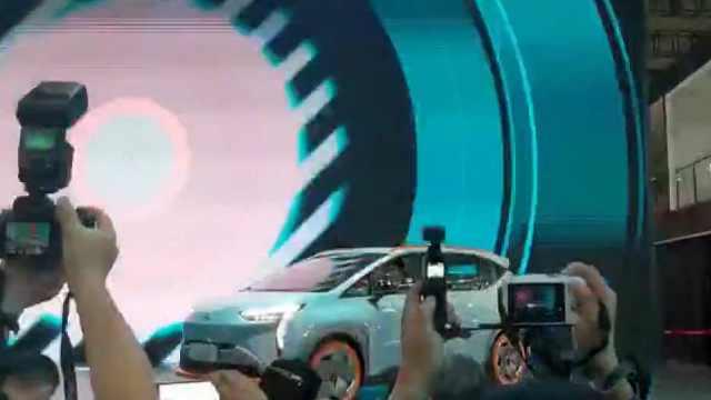 广汽埃安新车AION Y,正式独立上市,赛道瞄准Z世代