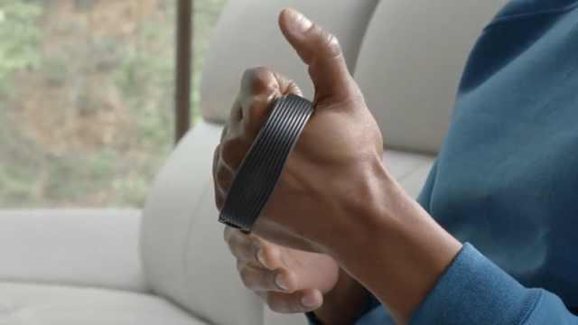 你见过可以戴在手掌上的鼠标吗?快来了解一下
