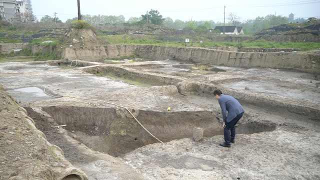 秦淮河畔现最早的南京城:周长仅千米,建城史被提前500年