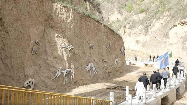 """""""五一""""假期打卡庆城黑河大峡谷"""
