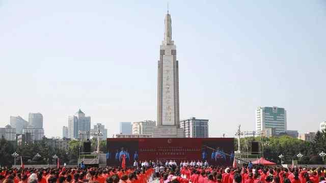 南昌市举行全社会反诈总动员暨防范非法吸收公众存款宣传活动