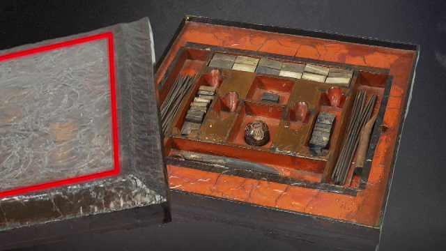 古代就有桌游?这个古代桌游盒子还被列为禁止出国展览文物