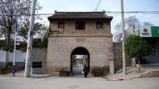 西安千年村落曾是兵家必争之地,给杨贵妃送荔枝必经此处
