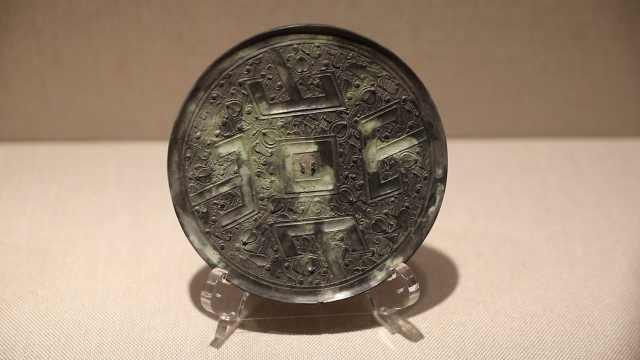 湖南地区墓葬中为何多铜镜?古代铜镜真能照清楚人吗?