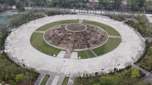 比北京天坛还早千年的西安天坛:21位皇帝曾在此祭天