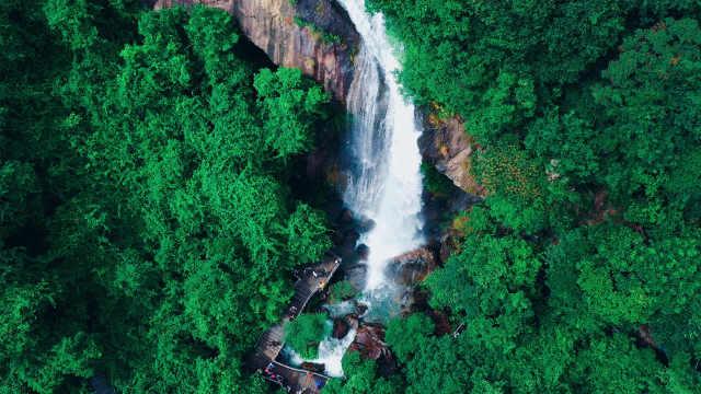 广州宝藏景点:发现中国落差最大的瀑布