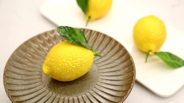 仿真柠檬:水果哥经典,职人必修,资料库必备