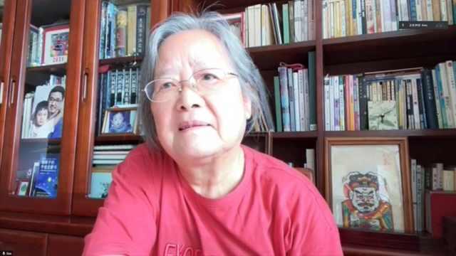 75岁绘本作家蔡皋:童年不给孩子最好的支撑,苗苗怎么长大