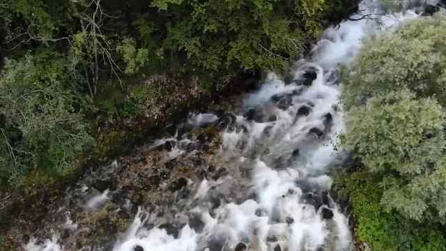 黑山丰富的水资源