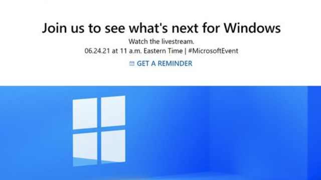 微软新系统发布在即:近十年最大变革,Windows11来了?
