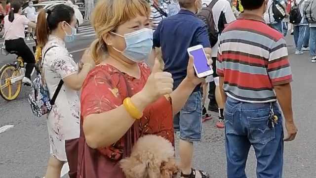 佛山妈妈为保证女儿安全高考戒喝早茶:怕感染疫情影响
