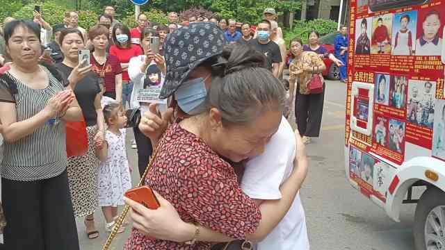 女童被拐卖27年后回家,母亲:曾寻遍半个中国,还被歹徒刺伤