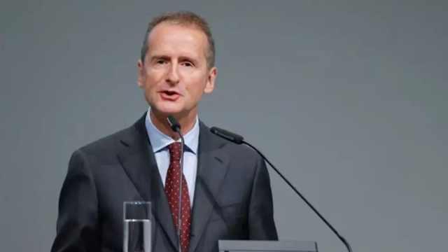 大众CEO迪斯:汽车将成最复杂的互联网设备