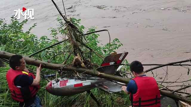 应对嘉陵江2021年第1号洪水,有他们在!