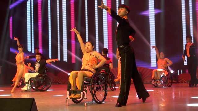 轮椅上的舞团!6名残疾人组队从零基础逆袭,70天获全国亚军