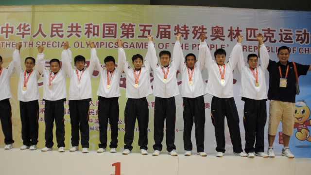 1个动作学1年,他们却屡获世界冠军