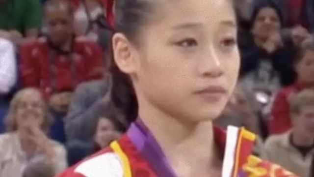 """体操小美女谈""""亚军"""":遗憾也是一种美"""