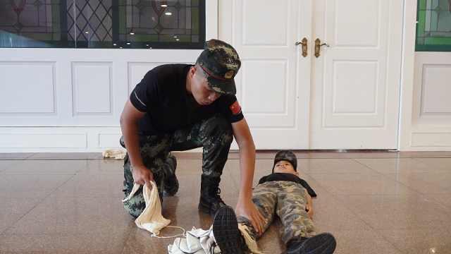 打造急救小达人,观澜湖暑期安全技能训练营火热进行