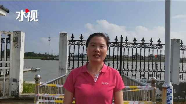 太浦河平望站水位超历史,苏州水文人应对有力