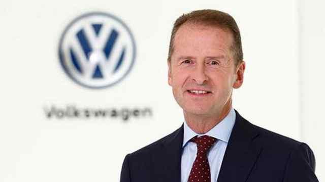 迪斯称大众将成全球电动车领导者