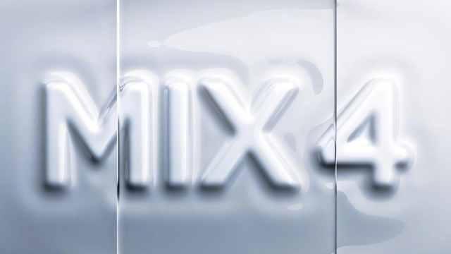一别三年,屏下摄像头小米MIX4定档8月10日发布