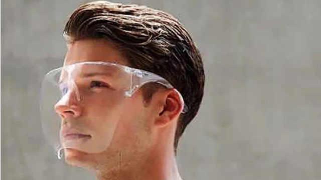 可以面容识别的全透明式口罩,你心动了吗?