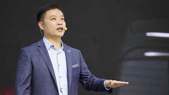何小鹏谈智能化:中国将引领全球智能汽车的发展