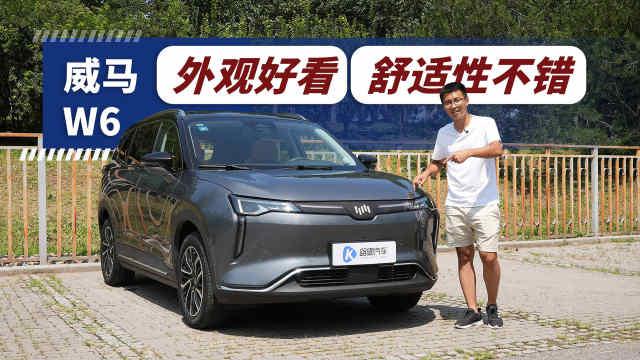 30万想买纯电动中型SUV 威马W6值得买吗?