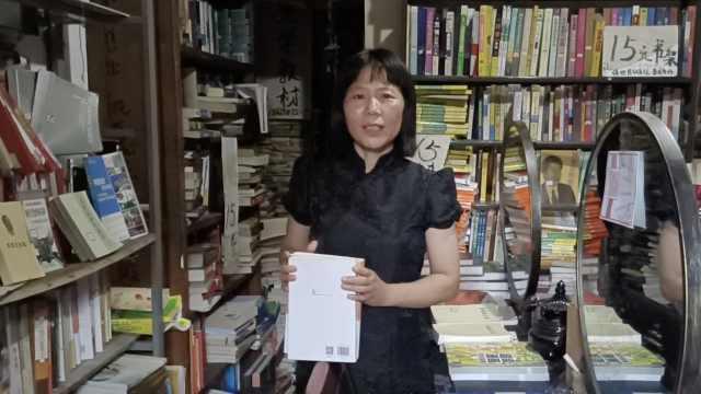 长沙有个无人书店价格20年不变:藏10万册书,顾客自己投钱记账