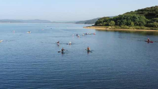 丹东这片水域划出2位赛艇奥运冠军,输出的运动员获127枚金牌