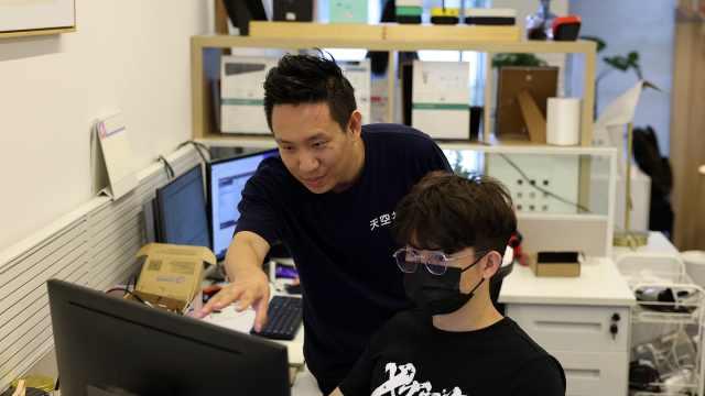 港眼睇前海|希望更多的港澳青年来前海实现自己的创业梦想