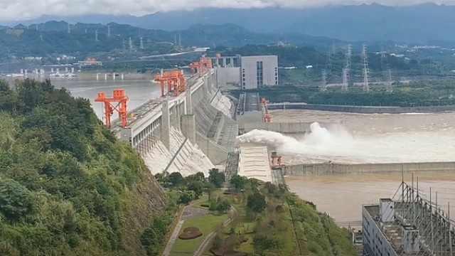 注意防范!长江上游发生今年第1号洪水