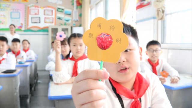 开学季|小学班主任给全班做棒棒糖贺卡,学生:考100再吃