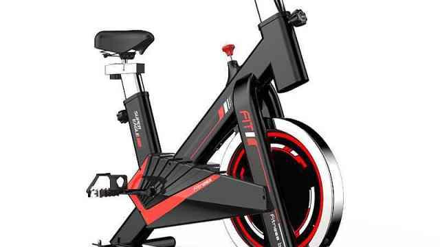 新型节能动感单车,运动发电两不误