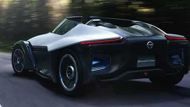 日本研发的这款电动汽车,简直绝啦!