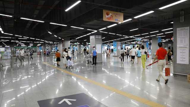 """深圳地铁进入""""2分钟时代""""!说说你的地铁出行体验?"""