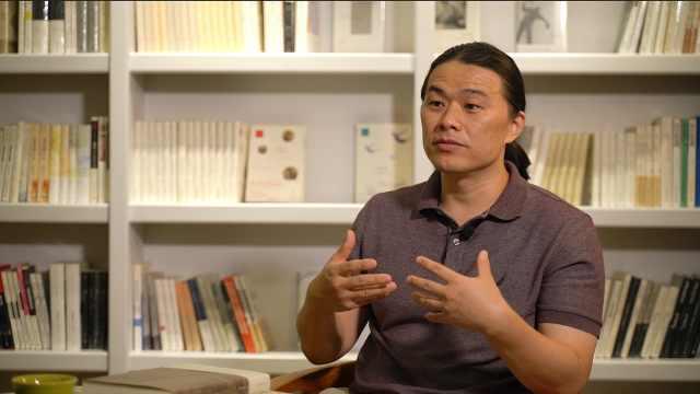 央美教授黄小峰:我还记得第一次看《踏歌图》的挫败感