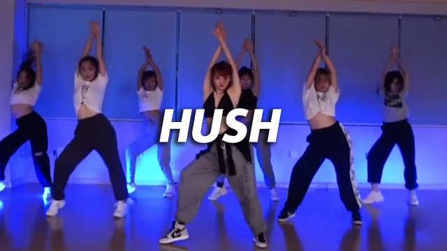 雅柏菲卡翻跳《HUSH》,动感迷人