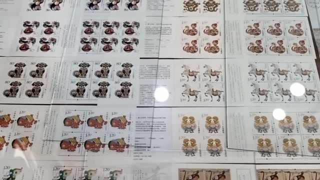 卖布老板转行集邮13年收藏数十万枚邮票,自创辨别真伪三要素