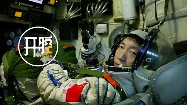 航天英雄杨利伟开腔|我希望七十七岁时还能重返太空