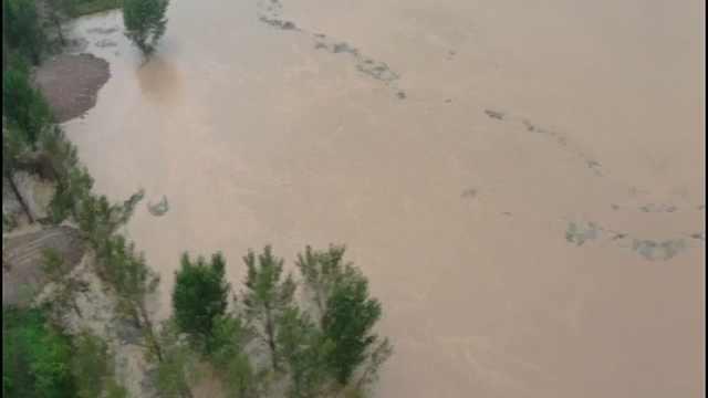 黄河发生编号洪水 水利部迅速启动应急响应