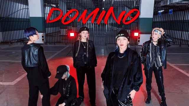 Stray Kids-Domino 女生的硬核编舞能有多硬
