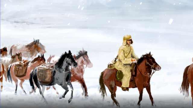 老西藏故事:怀暖冰腿