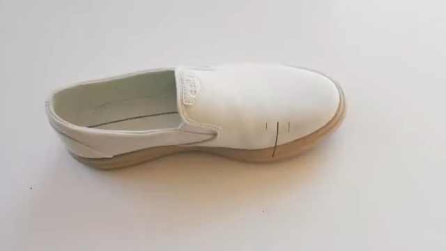 咖啡渣做的鞋子你想拥有吗,轻便还防水哦!