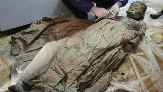 明代尸体500年不腐,鸡蛋清糯米做棺木,专家揭秘神奇墓葬法