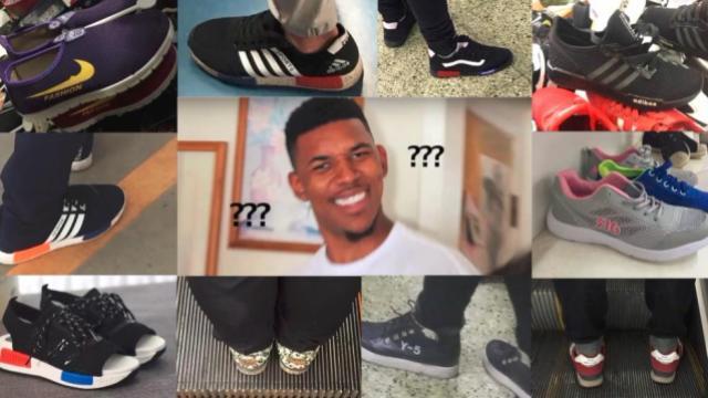 一分钟教会你如何买到正品鞋!